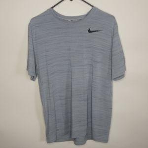 Nike Shirts - Nike Pro training dri-fit. Shirt.size large